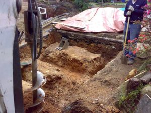 Excavation and Augering