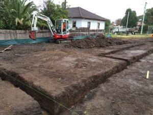 Excavation Footings Illawarra