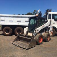 Bobcat Tipper Hire Wollongong