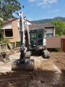 Excavator 5 tonne Jasons Bobcats